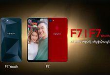Oppo F7 Youth Usung Kamera Selfie Cerdas 25 MP?