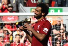 Final Liga Champions, Mo Salah Sempat Bikin Ngeri Bek Real Madrid