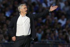Final Piala FA, Mourinho: Chelsea Tak Pantas Menang, MU Lebih Pantas