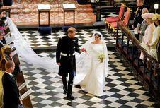 Membaca Gestur Pangeran Harry-Meghan Markle Di Hari Pernikahannya