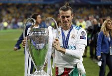 Zidane Bicara soal Masa Depan Gareth Bale