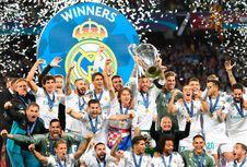 Modric Tantang Tim Lain Samai Prestasi Real Madrid di Liga Champions