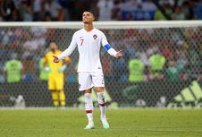 Lawan Italia, Portugal Tak Panggil Cristiano Ronaldo