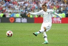 Griezmann Tidak Suka Selalu Dibandingkan dengan Zidane