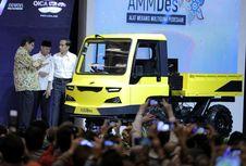 'AMMDes Bukan Mobil, tapi Kendaraan'