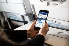 WiFi Gratis di Pesawat Citilink Mulai Digelar Akhir 2018