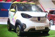 Mengenal E100, Mobil Listrik Mungil Milik Wuling