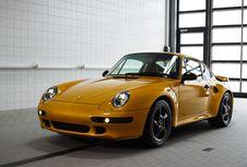 Porsche Rakit 911 Koleksi Klasik