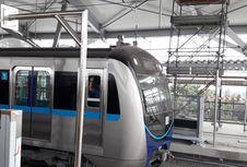 Pemerintah Teken Utang Konstruksi MRT Fase 2
