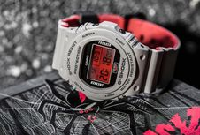 "G-Shock ""Redback"", Arloji dengan Inspirasi dari Laba-laba Ganas..."