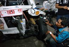 Mobil Listrik Blits Tersendat Sebelum Masuk Medan