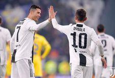 Tardelli Sebut Kehadiran Ronaldo di Juventus Bikin Dybala Menderita