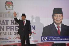 Prabowo: Dengan Swasembada Pangan, Air, dan Energi, Bangsa Bisa 'Survive'