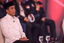 CEK FAKTA: Jokowi Klaim Tak Ada Kebakaran Hutan dan Lahan 3 Tahun Terakhir