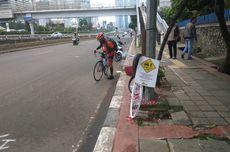 Komunitas Sepeda Minta DKI Tidak Memindahkan Monumen