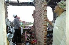 Puting Beliung Porak-porandakan 3 Desa dan 1 Kelurahan di Kabupaten Bandung