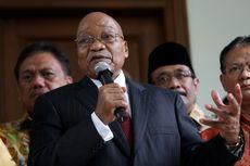 Partai Penguasa Afsel Bersiap Pecat Presiden Jacob Zuma