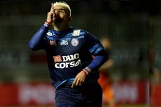 Cristian Gonzales Akan Jalani Lisensi Kepelatihan
