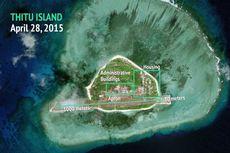Militer Filipina Blokade Kunjungan ke Pulau Thitu di Laut China Selatan