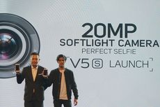 Usung Kamera Depan 20 MP, Vivo V5S Dijual Rp 3,8 Juta di Indonesia