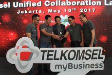 Telkomsel dan Cisco Bikin Layanan Komunikasi Perusahaan