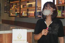 Mendag: Para Perokok Elektrik Berubahlah Jadi Perokok Biasa