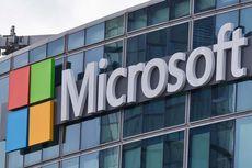 Kapitalisasi Pasar Microsoft Geser Amazon
