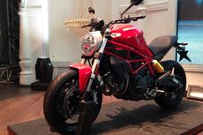 Detail Ducati Monster 797 Terbaru