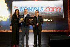KOMPAS.com Raih Penghargaan Superbrands Award 2017