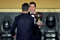Cristiano Ronaldo Tantang Lionel Messi Bermain di Liga Italia
