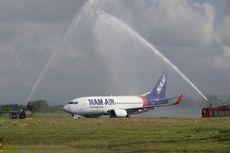 Februari, NAM Air Buka Rute Bima - Lombok