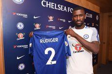 Ruediger Ingin Segera Bermain untuk Chelsea