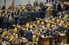 5 Drama Politik di DPR Sepanjang 2017