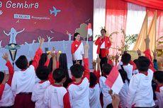Jokowi Akan Berdongeng di Hadapan Anak-anak di Istana