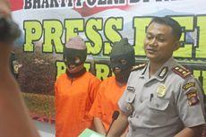 Transaksi Sabu di Perbatasan, Seorang Wanita Malaysia Diamankan Polisi