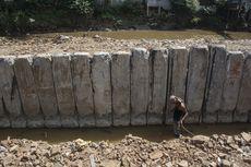 Pembangunan Bendungan Pengendali Banjir Jakarta di Bogor Belum Selesai