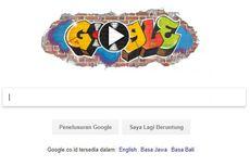Google Doodle Hari Ini Rayakan Ulang Tahun Hip Hop
