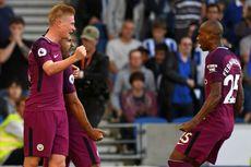 Hasil Liga Inggris, Manchester City Kalahkan Tim Promosi
