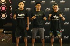 Para Petarung ONE Championship Latihan Terbuka di FX Sudirman
