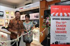 Canon Buka Pusat Kamera di Surabaya
