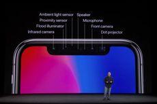 Tahun Depan, iPhone X Bakal Tampil Tanpa