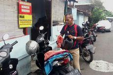 Kisah Budi, Tukang Parkir Ramah yang Beri Pelayanan Esktra Tanpa Biaya
