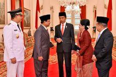 Survei Charta Politika: Elektabilitas Jokowi 51,2 Persen, Prabowo 23,3 Persen