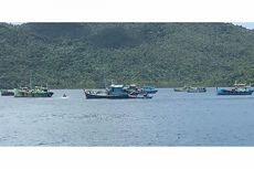 Kapal Ikan Berbendera Malaysia Ditangkap di Perairan Aceh