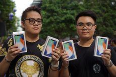 Pembeli Pertama iPhone X di Apple Store Singapura Hanya Antre 2 Jam