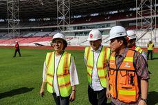 Asian Games 2018, Test Event Sepak Bola Dianjurkan di SUGBK