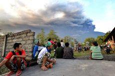 Menginap di Bali Saat Erupsi Gunung Agung, Seperti Apa Rasanya?