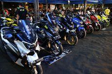 Final Modifikasi Motor Maxi Yamaha di Sumatera Utara