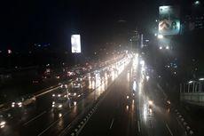 Jalan Protokol Jakarta Tergenang Saat Hujan Deras, Penyebabnya...