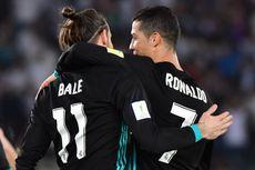 Ronaldo-Bale Cetak Gol, Real Madrid Tembus Final Piala Dunia Antarklub